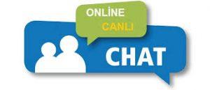 Online Canlı Sohbet